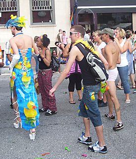 Baltimore Gay Pride 2008 014