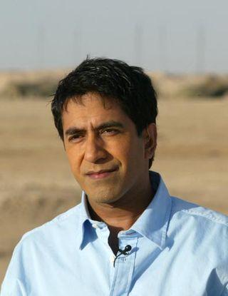 Sanjay gupta field headshot