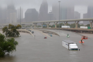 Houston under Harevey