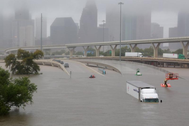 Houston under Harevey
