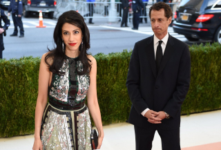 Huma and anthony