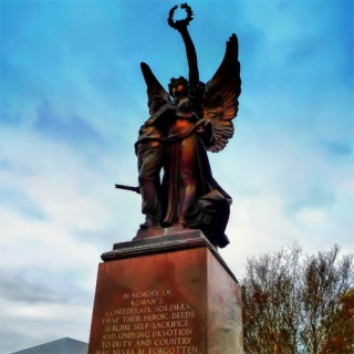 Confederate monument nc